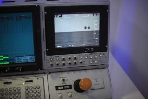 Buk missile launcher control panel, by Yuriy Lapitskiy